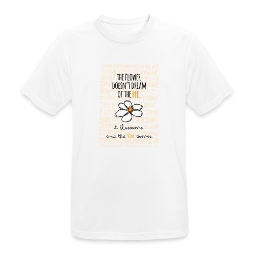 bee-png - Maglietta da uomo traspirante