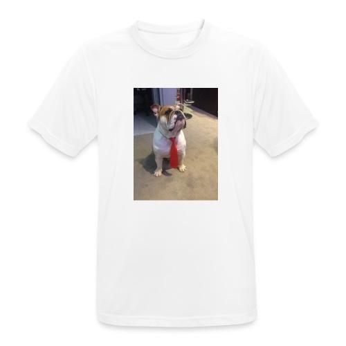 398-JPG - Maglietta da uomo traspirante