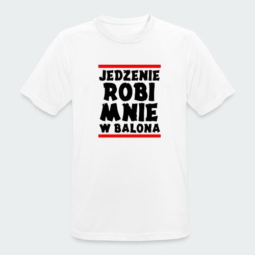 Damska Koszulka Premium JRBWB - Koszulka męska oddychająca