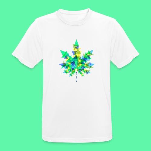 Mary Jane blue - Herre T-shirt svedtransporterende