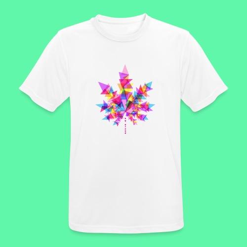 Mary Jane pink - Herre T-shirt svedtransporterende