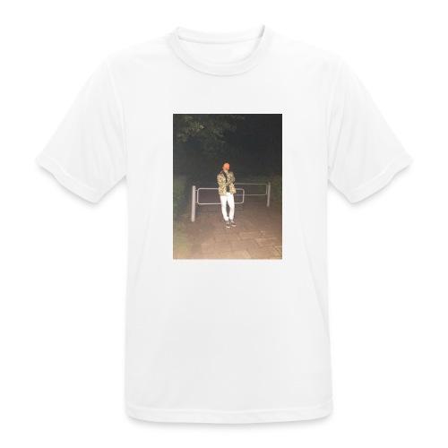 Jay Dane - Herre T-shirt svedtransporterende