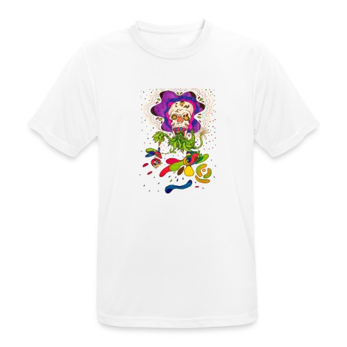 doskalle - Andningsaktiv T-shirt herr
