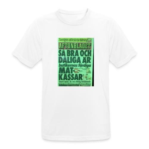 TEST2 - Andningsaktiv T-shirt herr