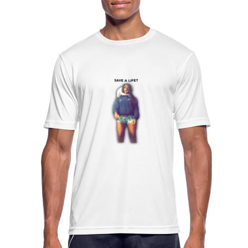 Save a Tyrone Foundation T-Shirts - Men's Breathable T-Shirt