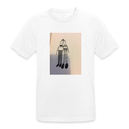 7BFBE9BF E4E5 4C03 BA70 85DE974A6292 - Men's Breathable T-Shirt