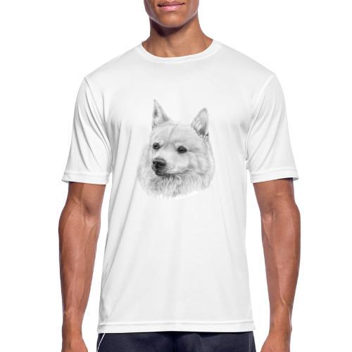 norwegian Buhund - Herre T-shirt svedtransporterende