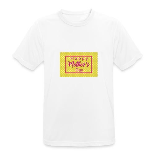Muttertag - Männer T-Shirt atmungsaktiv