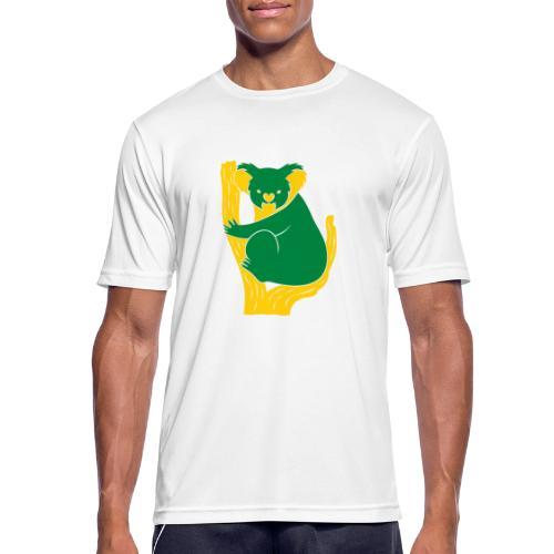 koala tree - Men's Breathable T-Shirt