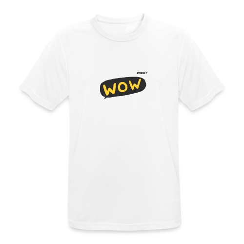 WoW Shirt - Men's Breathable T-Shirt