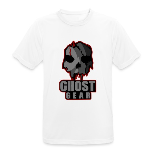 Ghost Gear Skull - Men's Breathable T-Shirt