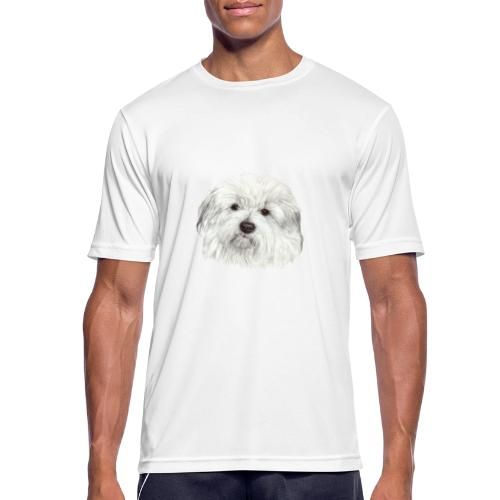 coton-de-tulear - Herre T-shirt svedtransporterende