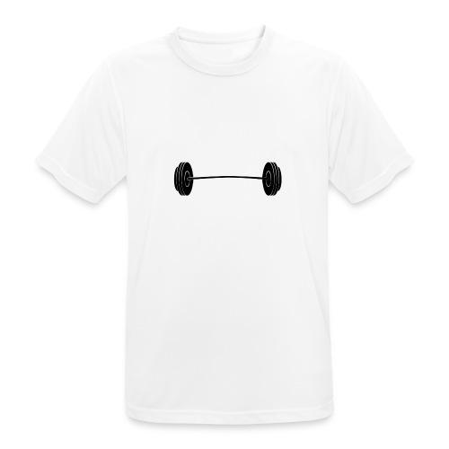 Weight - Männer T-Shirt atmungsaktiv