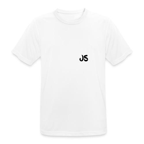 JS (Josef Sillett) - Men's Breathable T-Shirt