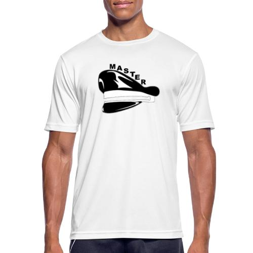 Muir Cap Master - Men's Breathable T-Shirt