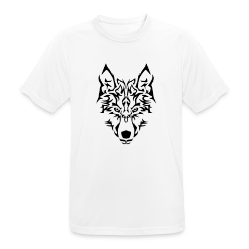 Tribal Wolf - T-shirt respirant Homme