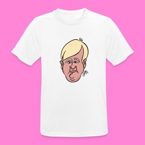Donald - Mannen T-shirt ademend actief