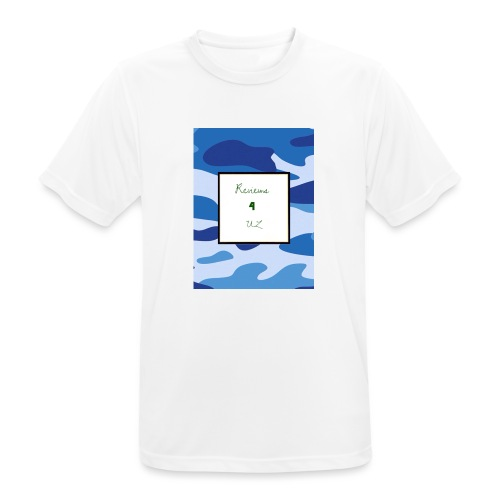 My channel - Men's Breathable T-Shirt