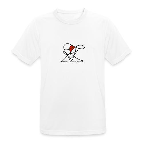Bornholm Tee - Herre T-shirt svedtransporterende