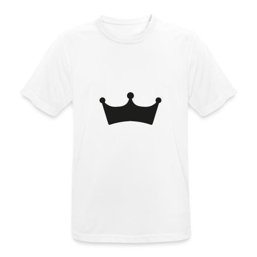 JewelFC Kroon - Mannen T-shirt ademend