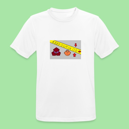CONSERVER OU OD - T-shirt respirant Homme