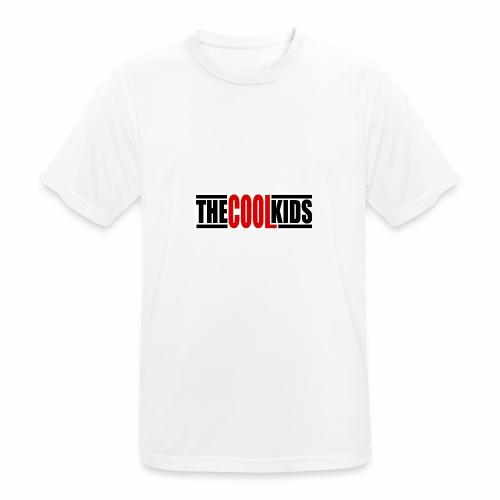 Cool - Camiseta hombre transpirable