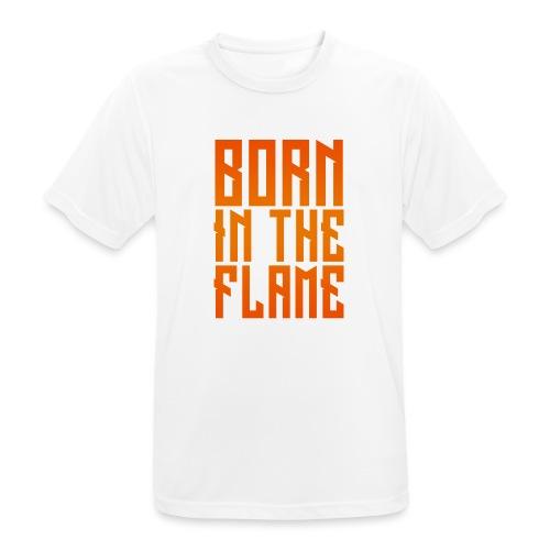 maglietta_born_in_the_flame - Maglietta da uomo traspirante