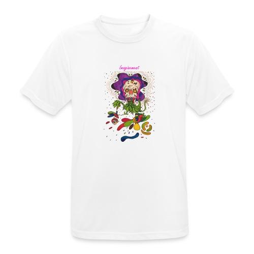 Döskalle - Andningsaktiv T-shirt herr