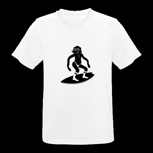 Designer Surferz Doggo - Männer T-Shirt atmungsaktiv