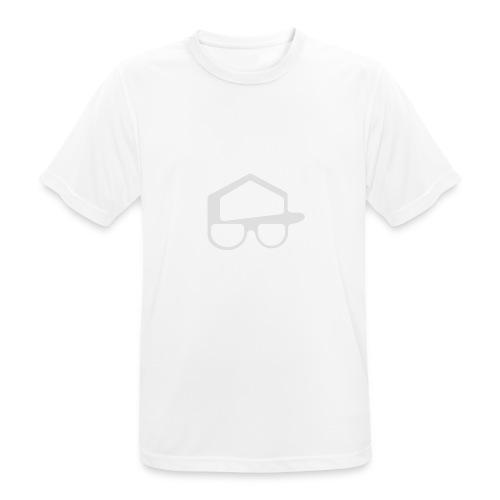 Offisiell p0kker - Pustende T-skjorte for menn