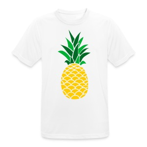 Colored Pineapple Clothing Collection - Men's Breathable T-Shirt