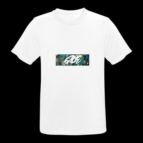 GABE FLOW - Männer T-Shirt atmungsaktiv