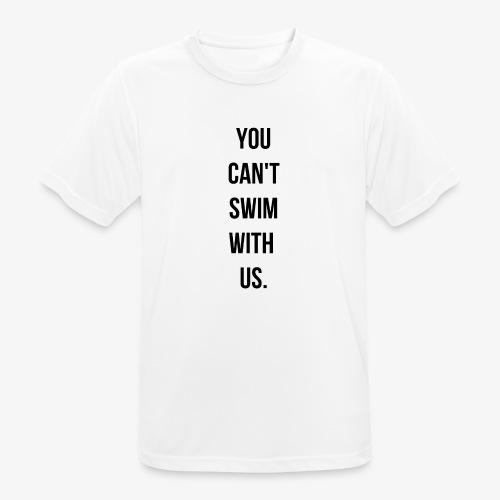 swim - T-shirt respirant Homme
