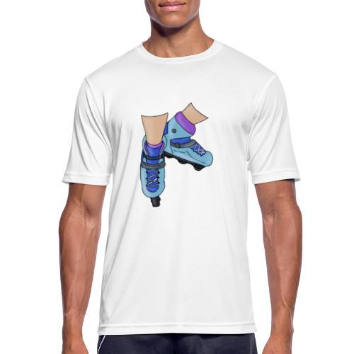 Rollerblade - Maglietta da uomo traspirante