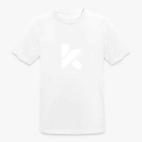 Koshr Official Logo - - Men's Breathable T-Shirt