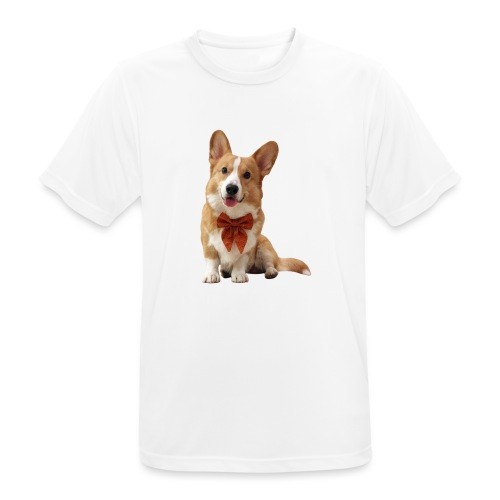Bowtie Topi - Men's Breathable T-Shirt