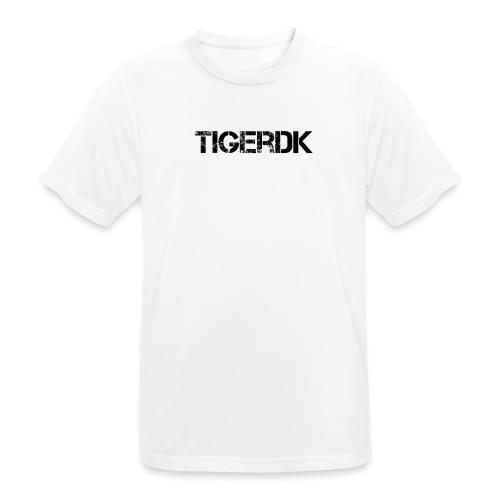 TigerDk - Männer T-Shirt atmungsaktiv