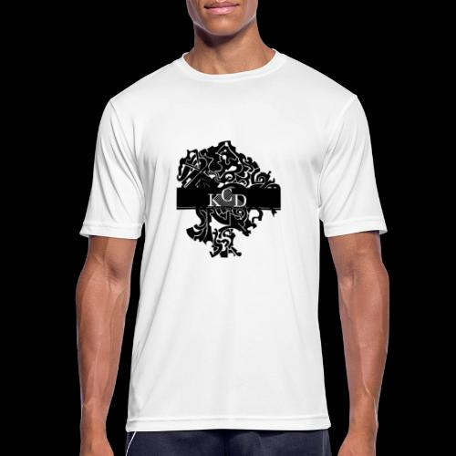 KCD Small Print - Men's Breathable T-Shirt