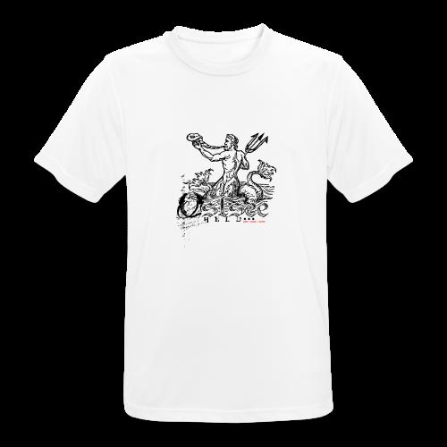 Ostseeheld 2 - Männer T-Shirt atmungsaktiv
