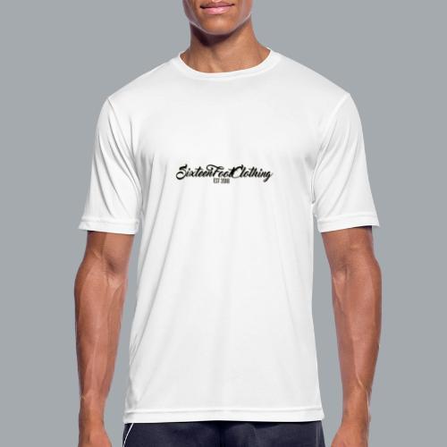 SixteenFootClothing EST 2018 - Men's Breathable T-Shirt