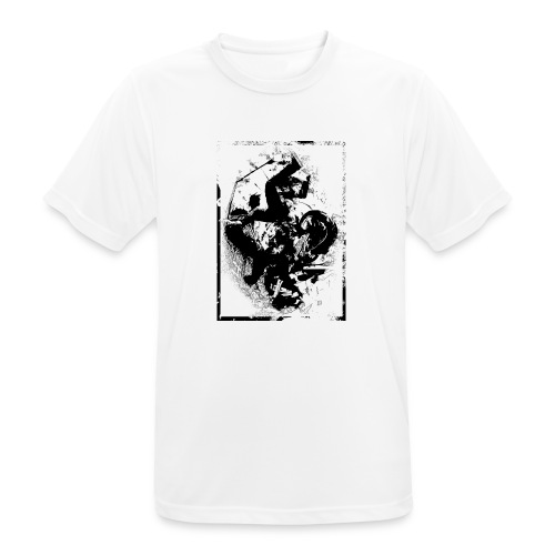 abstract4a - Men's Breathable T-Shirt