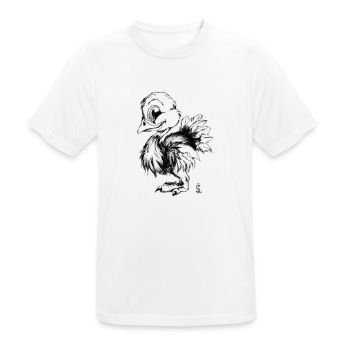 Autruchon - T-shirt respirant Homme