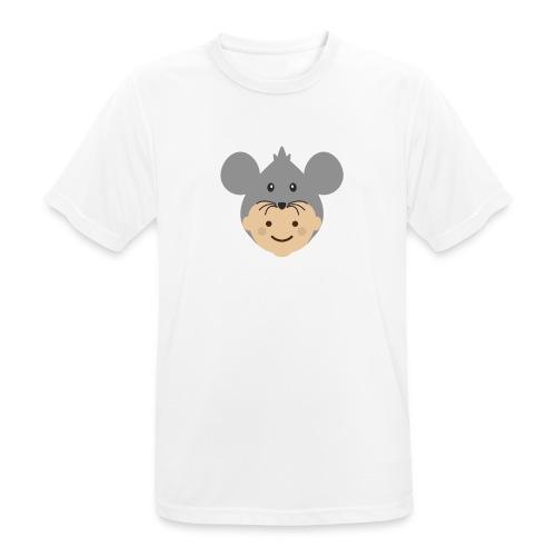 Mr Mousey | Ibbleobble - Men's Breathable T-Shirt