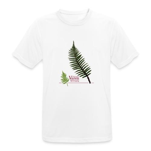 Polyblepharum - Mannen T-shirt ademend actief