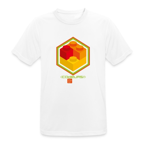 Esprit Club Brickodeurs - T-shirt respirant Homme