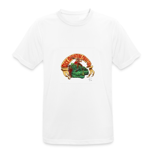 DiceMiniaturePaintGuy - Men's Breathable T-Shirt