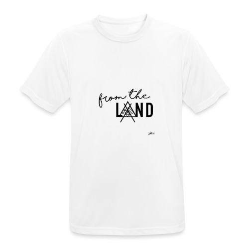 FROM THE LAND // AWEN - Men's Breathable T-Shirt