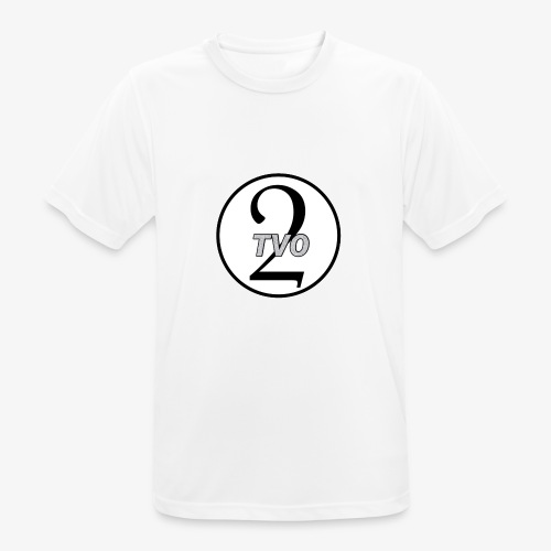 TVO2 - Andningsaktiv T-shirt herr