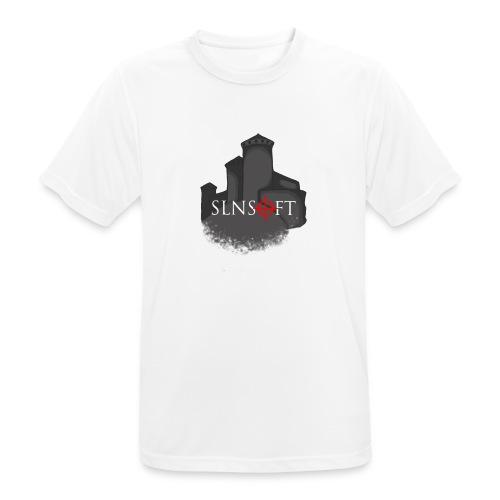 slnsoft - miesten tekninen t-paita
