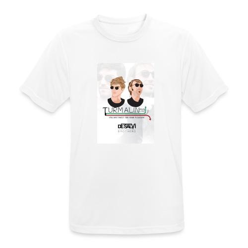DONNA white 2016 - Maglietta da uomo traspirante